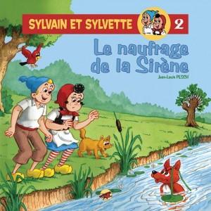 """Afficher """"Sylvain et Sylvette n° 2 Le naufrage de la sirène"""""""