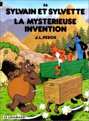 """Afficher """"Sylvain et Sylvette n° 36 La mystérieuse invention"""""""