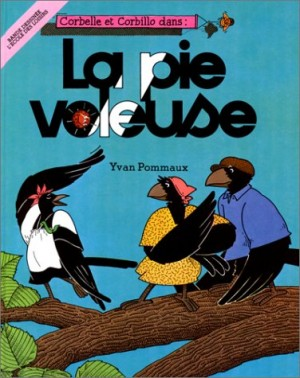 "Afficher ""La Pie voleuse"""