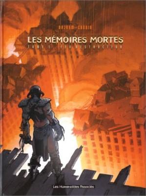 """Afficher """"Les mémoires mortes. n° 1 Feu destructeur"""""""