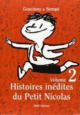 "Afficher ""Histoires inédites du petit Nicolas n° 2"""