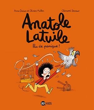 """Afficher """"Anatole Latuile n° 6 Pas de panique"""""""