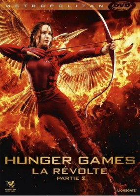 """Afficher """"Hunger games n° 4 La Révolte, partie 2"""""""
