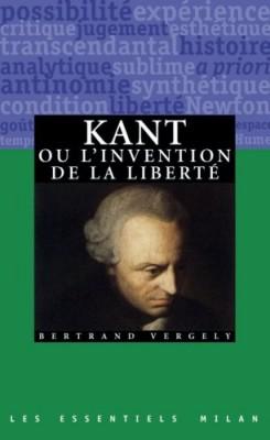 """Afficher """"Kant ou L'invention de la liberté"""""""