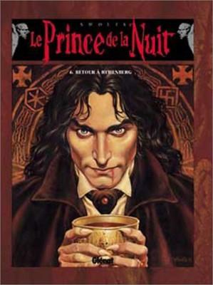 """Afficher """"Le prince de la nuit n° 6Retour à Ruhenberg"""""""