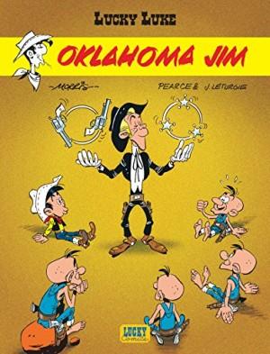 """Afficher """"Lucky Luke n° 37 Oklahoma Jim"""""""