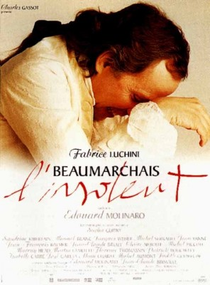 "Afficher ""Beaumarchais l'insolent"""
