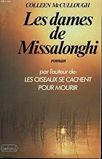 """Afficher """"Les Dames de Missalonghi"""""""