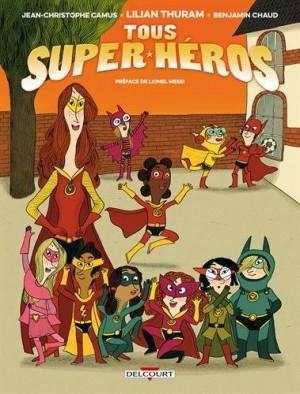 """Afficher """"Tous super-héros n° 1"""""""