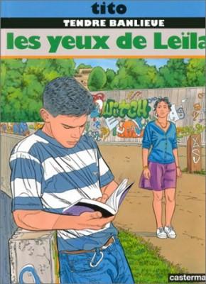 """Afficher """"Tendre banlieue Les yeux de Leïla"""""""