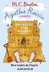 """Afficher """"Agatha Raisin enquête n° 6 Vacances tous risques"""""""