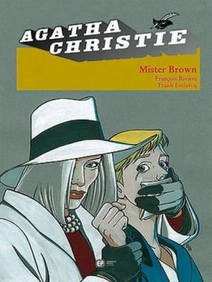 """Afficher """"Agatha Christie n° 5 Mister Brown"""""""