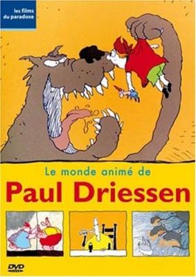 """Afficher """"Le monde animé de Paul Driessen"""""""