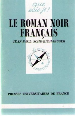 """Afficher """"Le roman noir français"""""""