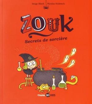 """Afficher """"Zouk n° 8 Secrets de sorcière ! : Zouk, 8"""""""