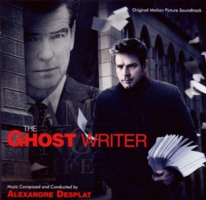 "Afficher ""The Ghost writer, b.o.f., 2010"""
