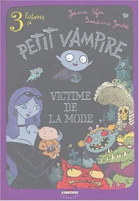 """Afficher """"3 histoires de Petit Vampire n° 1 Victime de la mode"""""""