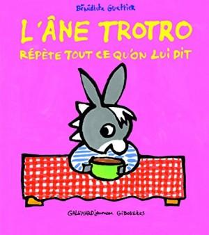 """Afficher """"L'âne TrotroL'âne Trotro répète tout ce qu'on lui dit"""""""