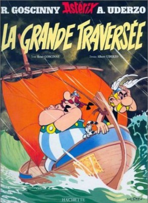 "Afficher ""Astérix n° 22 La grande traversée"""