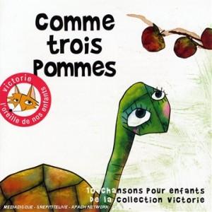 """Afficher """"Comme trois pommes"""""""