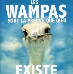 """Afficher """"Les Wampas sont la preuve que Dieu existe"""""""