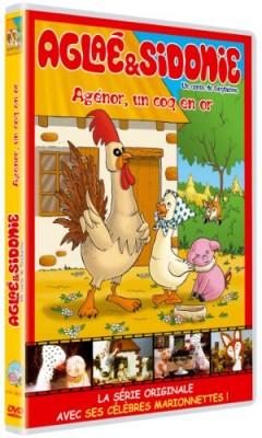 """Afficher """"Aglaé & Sidonie Aventures d'Aglaé et Sidonie - Agénor, un coq en or"""""""