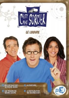 """Afficher """"C'est pas sorcier, le Louvre DVD"""""""