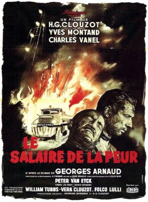 """Afficher """"Le Salaire de la peur"""""""