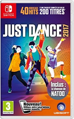 "Afficher ""JUST DANCE 2017"""