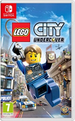 "Afficher ""LEGO CITY UNDERCOVER : The Chase Begins"""