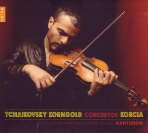 """Afficher """"Violin concerto, op. 35, ré majeur"""""""