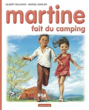 "Afficher ""Martine fait du camping"""