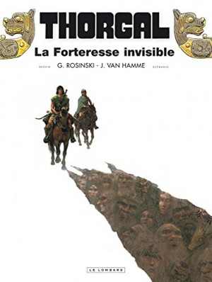 "Afficher ""Thorgal n° 19 La Forteresse invisible"""