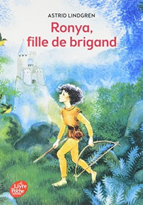 vignette de 'Ronya, fille de brigand (Astrid Lindgren)'