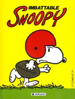 """Afficher """"Imbattable Snoopy"""""""