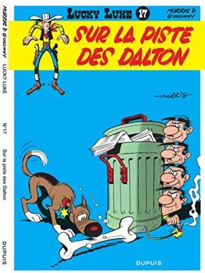 """Afficher """"Lucky luke n° 17 Sur la piste des Dalton"""""""