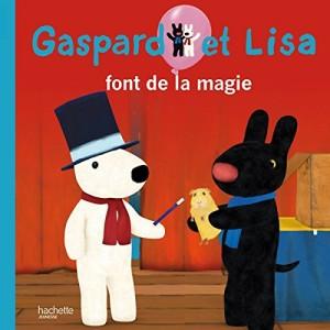"""Afficher """"Gaspard et Lisa n° 3 Gaspard et Lisa font de la magie"""""""