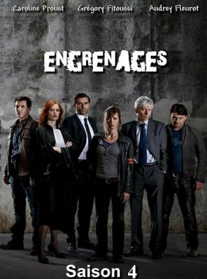 "Afficher ""Engrenages n° 4 Engrenages, saison 4"""