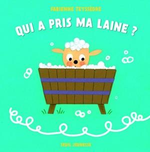 vignette de 'Qui a pris ma laine ? (Teyssèdre, Fabienne)'