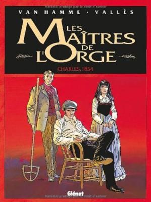 """Afficher """"Les Maîtres de l'Orge n° 1 Charles, 1854"""""""