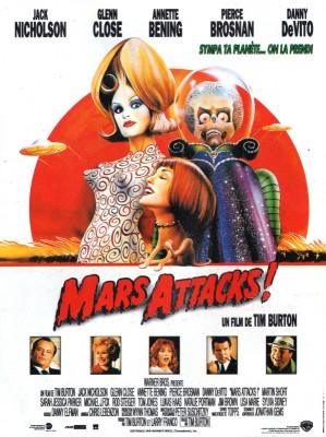 "Afficher ""Mars attacks !"""