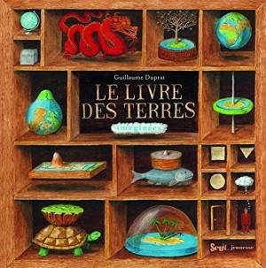 vignette de 'Le livre des Terres imaginées (Guillaume Duprat)'