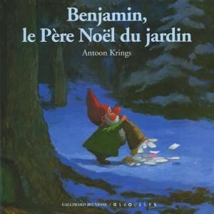 """Afficher """"Benjamin, le Père Noël du jardin"""""""