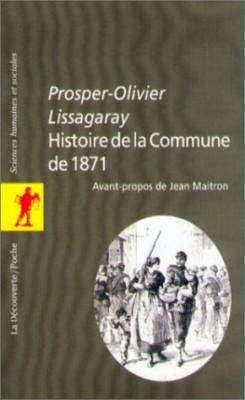 """Afficher """"Histoire de la Commune de 1871"""""""