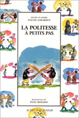 """Afficher """"La politesse à petits pas"""""""