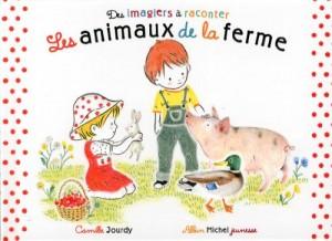 """Afficher """"Des imagiers à raconter Les animaux de la ferme"""""""