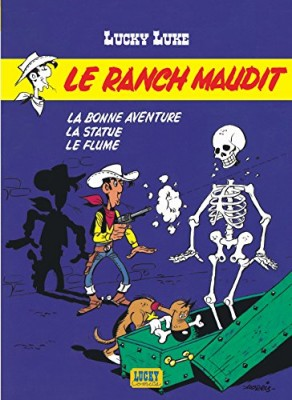 "Afficher ""Lucky Luke n° 26Le ranch maudit"""