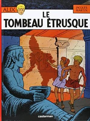 """Afficher """"Alix n° 8 Tombeau étrusque (Le)"""""""