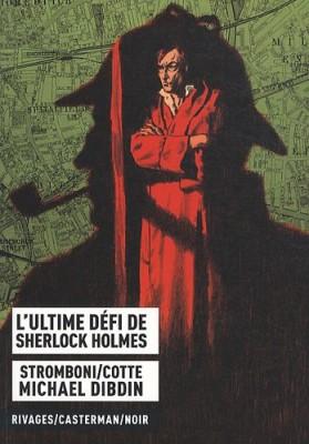 vignette de 'L'ultime défi de Sherlock Holmes (Jules Stromboni)'