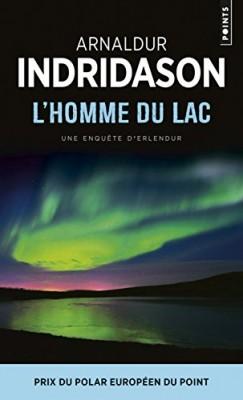 """Afficher """"Une enquête du commissaire Erlendur Sveinsson L'homme du lac"""""""